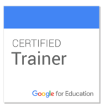 Google Apps for Education Certified Trainer